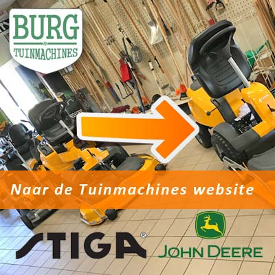 Naar de Tuinmachines website!